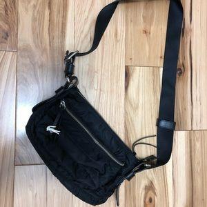 Lacoste nylon purse
